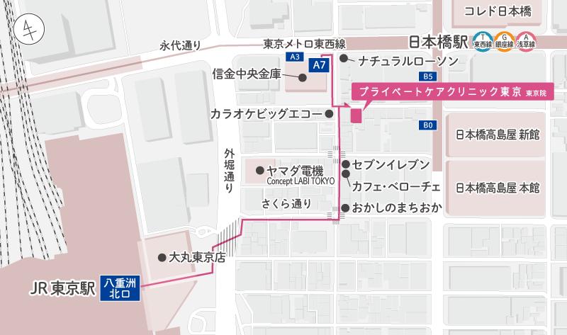 東京院 3Dマップ